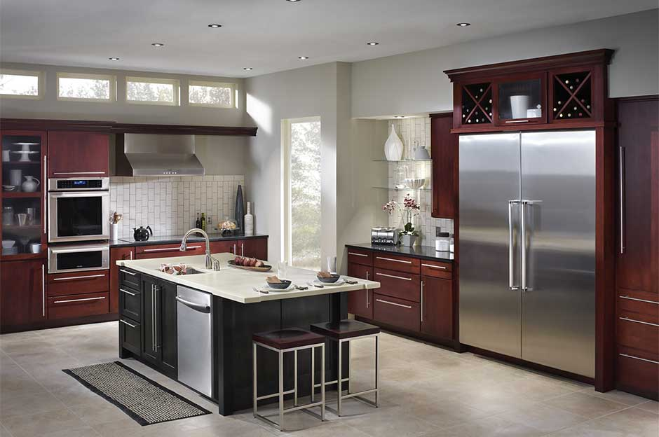 Kitchens kitchen bath concepts new york for Kitchen cabinets yorktown ny
